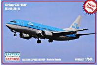 "Сборная модель - авиалайнер 733 ""KLM"" (Eastern Express 144129-05) 1/144"