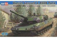 "Сборная модель - Датский танк ""Leopard 2A5DK"" / Danish Leopard 2A5DK Tank (Hobby Boss 82405) 1/35"