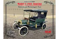 Model T 1911 Touring американский пассажирский автомобиль  (ICM 24002) 1/24