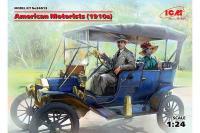 Американські автолюбителі (1910-ті р) (ICM 24013) 1/24