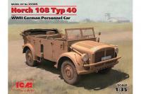 Немецкий армейский автомобиль Horch 108 Typ 40 (ICM 35505) 1/35