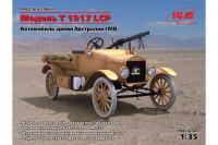 Сборная модель - Автомобиль армии Австралии, Модель T 1917 LCP (ICM 33663) 1/35