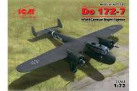 Бомбардировщик Do 17Z-7 (ICM 72307) 1/72