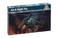 Ah-6 Night Fox (ITALERI 0017) 1/72