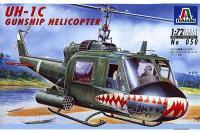 Сборная модель - вертолет UH-1C (ITALERI 0050) 1/72