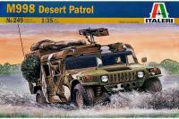 """M998 """"Desert Patrol"""" (ITALERI 0249) 1/35"""