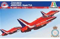 Сборная модель Hawk T1A (ITALERI 1303) 1/72