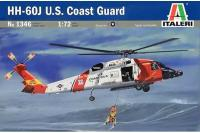 HH-60J U.S. Coast Guard (ITALERI 1346) 1/72