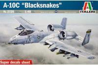 Сборная модель Штурмовик A-10C Blacksnakes (ITALERI 2725) 1/48
