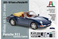 """Porsche 911 """"Carrera"""" (Italeri 3679) 1/24"""