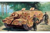 Сборная модель - САУ Sd.Kfz.162 Jagdpanzer IV Ausf. F (ITALERI 6488) 1/35