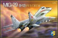 Сборная модель - советский истребитель МиГ-29 (9-13) (Condor 72002) 1/72