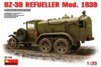 Сборная модель - Заправщик БЗ-38 образца 1939 г. (MiniArt 35158) 1/35