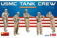 Современный американский танковый экипаж (MiniArt 37008) 1/35