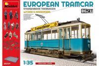 Європейський трамвай (MiniArt 38009) 1/35