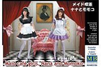 Покоївки кафе: Нана і Mомоко (MASTER BOX 35186) 1/35