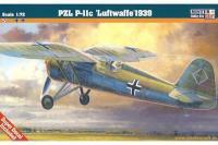 Сборная модель Истребитель P-11C Fliegerausbildungsregiment (Mister Craft B10) 1/72