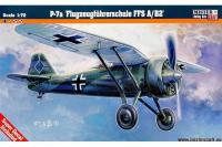 Истребитель PZL P-7a (Mister Craft B36) 1/72