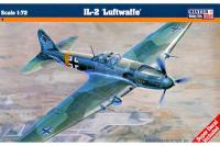 "Истребитель IL-2 ""Luftwaffe"" (Mister Craft C24) 1/72"