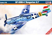 "Истребитель Bf-109G-4 ""Hungarian A.F."" (Mister Craft C83) 1/72"