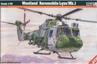 "Westland ""Aeromobile Lynx"" Mk.I (Mister Craft D01) 1/72"