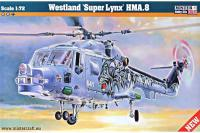 "Westland ""Super Lynx"" HMA.8 (Mister Craft D02) 1/72"
