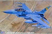 Сборная модель Lockheed Martin F-16CJ Block 50 (Mister Craft D10) 1/72