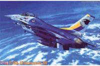 """Сборная модель F-16 A-15 """"Gunsmoke"""" (Mister Craft D33) 1/72"""