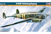 """Сборная модель Учебно-тренировочный самолет Si-204D """"Verbindungsflugzeug"""" (Mister Craft F14) 1/72"""