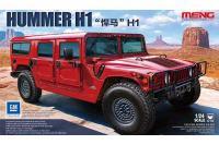 Hummer H1 (MENG CS-002) 1/24