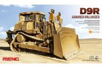 D9R Armored bulldozer (MENG SS-002) 1/35