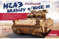 M2A3 Bradley BUSK III (MENG SS-004) 1/35