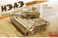 M3A3 BRADLEY w / BUSK III (MENG SS-006) 1/35