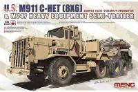 M911 C-HET (8X6) & M747 (MENG SS-013) 1/35