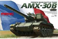 Сборная модель - AMX-30B французский основной боевой танк (MENG TS-003) 1/35