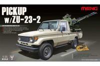 пикап с ЗУ-23-2 (MENG VS-004) 1/35