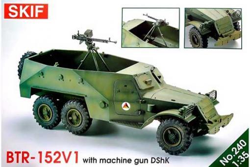 БТР-152В1 (Skif 240) 1/35