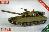 Сборная модель - Танк Т-64Б Profi Pack (Skif 303) 1/35