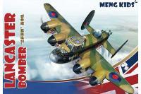 Сборная модель - Lancaster Bomber (Сборка без клея) (mPLANE-002) 1/72