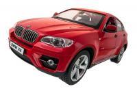 Машинка р/у 1:14 Meizhi лиценз. BMW X6 (красная)