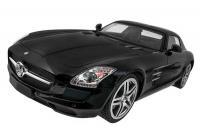 Машинка р/у 1:14 Meizhi лиценз. Mercedes-Benz SLS AMG (черная)