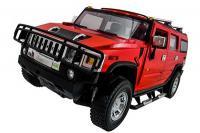 Машинка р/у 1:14 Meizhi лиценз. Hummer H2 (красная)