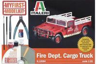 Вантажівка пожежної охорони (ITALERI 12004)