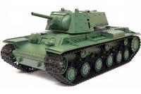 Радіокерований танк КВ-1 з пневмогарматою та димом (Heng Long HL3878-1) 1/16