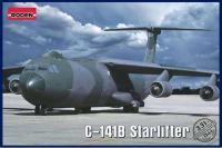 Транспортный самолет C-141B Starlifter (Roden 331) 1/144