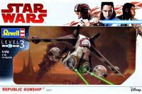 Republic Gunship (REVELL 03613) 1/172