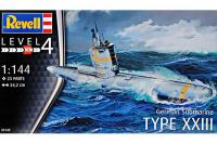 Type XXIII (Revell 05140) 1/144