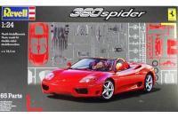 Ferrari 360 Spider (REVELL 07085) 1/24