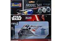 Подарочный набор со сборной моделью: Звездные войны. Космический корабль Snowspeeder (Revell 63604) 1/52