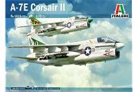 A-7E Corsair II (ITALERI 1411) 1/72